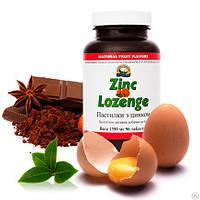 Пастилки с цинком и витамином С / Zinc lozenge-Укрепляет иммунную систему
