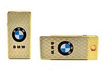 Электроимпульсная зажигалка USB BMW Elite, фото 1