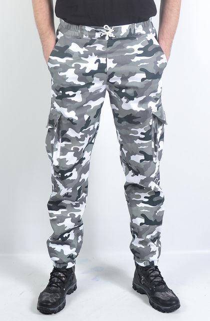 Камуфляжі штани