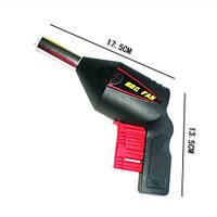 Портативная воздуходувка пистолет для барбекю 302-A, инструмент для путешествий, вентилятор для барбекю