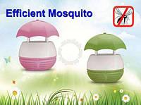 Лампа для борьбы с насекомыми Mosquito Killer, ультрафиолетовая лампа от комаров, лампа убийца комаров