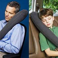 Подушка для путешествий TravelRest, надувная подушка, подушка под шею для путешествий, подушка дорожная