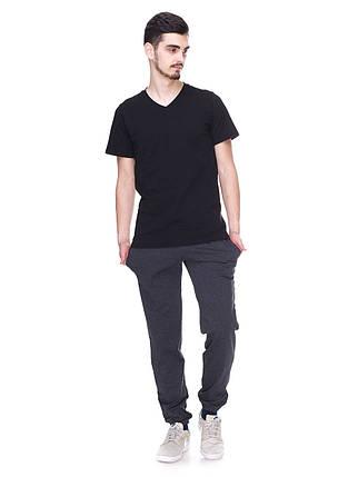 Модная футболка черная, мыс, фото 2