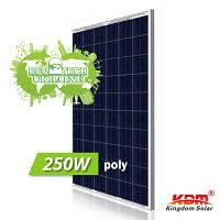 Солнечные панели (фотомодули, батареи) KDM Grade A KD-P250-60 poly (250 Вт поликристал)