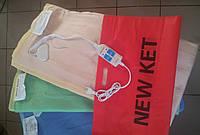 Электропростынь NEW KET 155*120 см, полуторная простынь с подогревом Турецкая