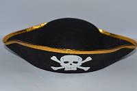 """Шляпа """"Пират"""" № 10987"""