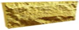 Фасадная плитка скала, размер 200х65х20мм