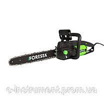 Электропила цепная Foresta FS-2440D + масло и удлинитель в подарок!, фото 2