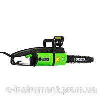 Электропила цепная Foresta FS-2440D + масло и удлинитель в подарок!, фото 3