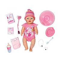 Zapf Creation Интерактивный пупс Очаровательная малышка BABY Born Interactive Doll 822005