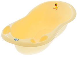 Дитяча ванна Tega Baby Качечка зі зливом.