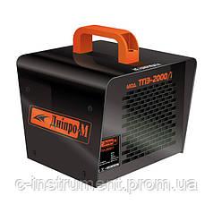Тепловая электрическая пушка Дніпро-М 1-фазная 2кВт