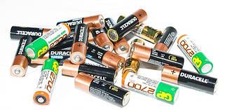 Батарейки и аккумуляторные батарейки