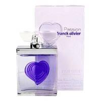 Franck Olivier PASSION EDP 7,5 ml  парфумированная вода женская (оригинал подлинник  Франция)