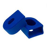 Защита шатунов протектор синий