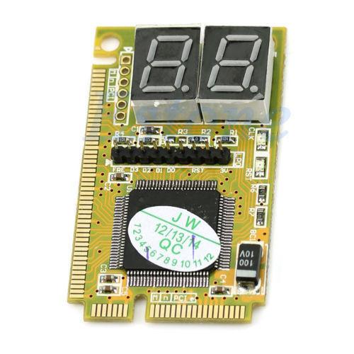Устройство диагностики ноутбука PCI-E POST LPC