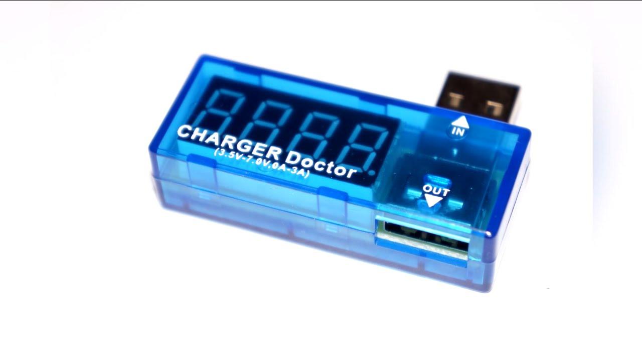 USB вольтметр\амперметр тестер зарядок