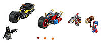 LEGO Super Heroes Бэтмен Погоня на мотоциклах по Готэм-сити Batman Gotham City Cycle Chase 76053