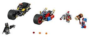 LEGO Super Heroes Бэтмен Погоня на мотоциклах по Готэм-сити Batman Gotham City Cycle Chase 76053