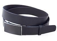 Мужской кожаный ремень для брюк, фото 1