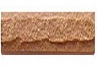Цокольная плитка Красный 250*100*18, фото 1