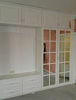 Шкаф фасад из массива