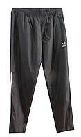 Штаны мужские спортивные синтепон Adidas на флисе