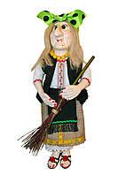 "Кукла-оберег ""Баба Яга"", берегиня домашнего очага"