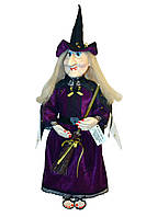 "Кукла-оберег ""Баба Яга"", исполнительница желаний на любовь"