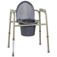 Стул-туалет стальной OSD-BL710113