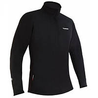 Power Stretch Zip Black L реглан Fahrenheit