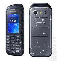 Противобойный пыленепроницаемый телефон Samsung Xcover B550 LAND ROVER на 2 сим-карты