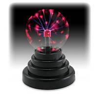 Плазма шар сфера лампа плазмабол, ночник, подарок