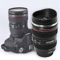Термос/чашка объектив Canon 24-105mm кружка/бленда/термокружка