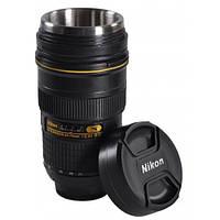 Термос\чашка объектив Nikon 24-70mm