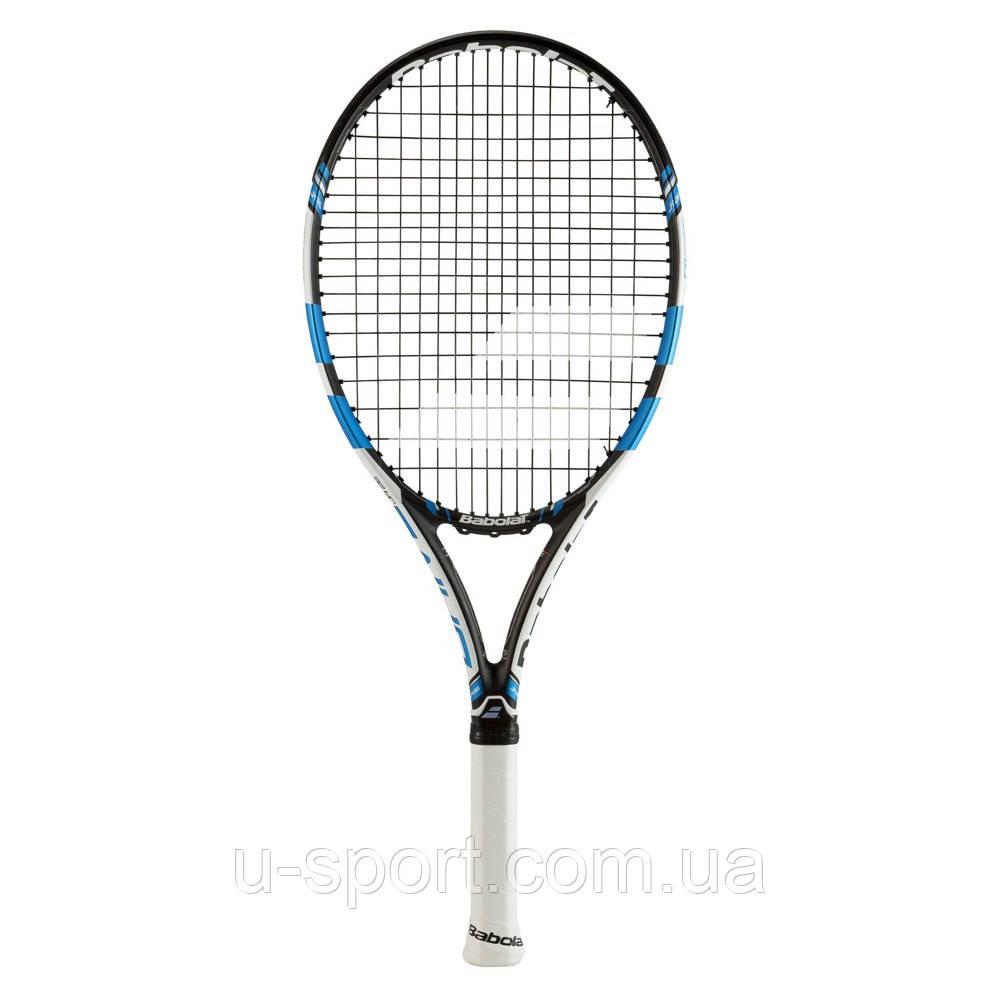 Детская теннисная ракетка Babolat Pure drive Jr 26 2015 (140157/146) - Интернет-магазин мячей U-sport.com.ua в Киеве