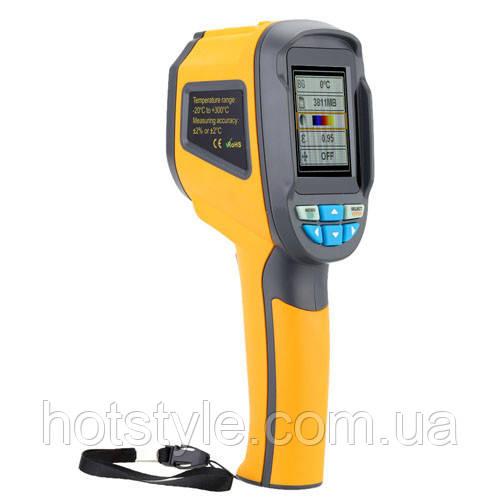 Профессиональный ИК тепловизор, цифровой термометр