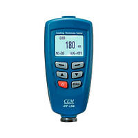 Толщиномер, измеритель толщины покрытий CEM DT-156