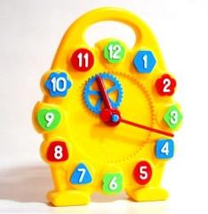 """Развивающая игрушка Технок """"Часы"""""""