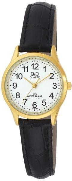Наручные женские часы Q&Q C179J104Y оригинал
