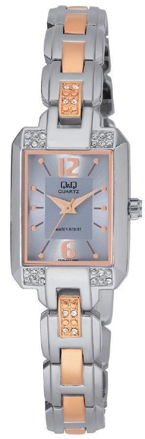 Наручные женские часы Q&Q F339-411Y оригинал
