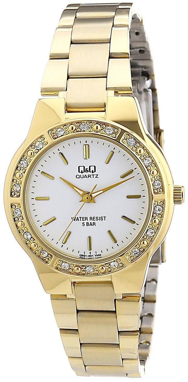 Наручные женские часы Q&Q Q691J001Y оригинал