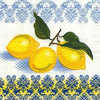 Редкая салфетка Лимоны 6343