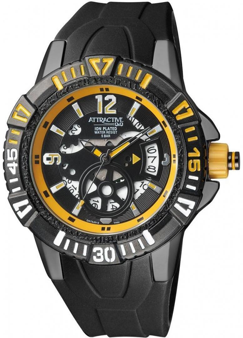 Часы Q&Q DA72J512Y