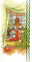 Декупажная салфетка Рождество 6354