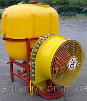 Оприскувач садовий вентиляторний  600 л