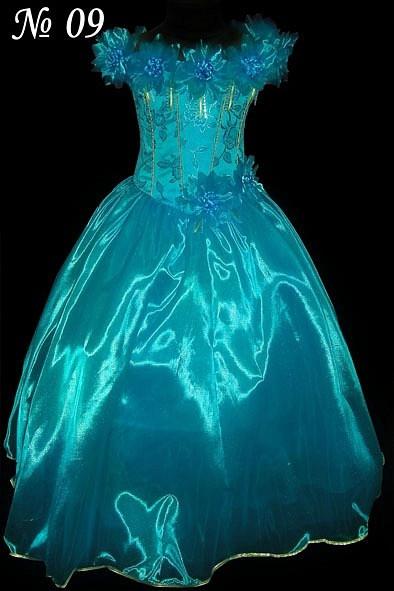 Новогоднее нарядное платье ЛОТОС