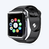 Умные часы Smart Watch A1 3G Black