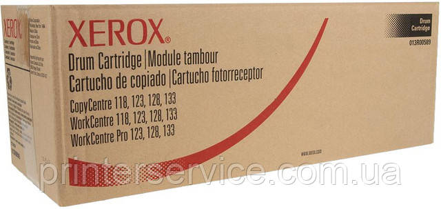 Копи-картридж (Фотобарабан) Xerox 013R00589 для WC C118/M118/M118i/123/128