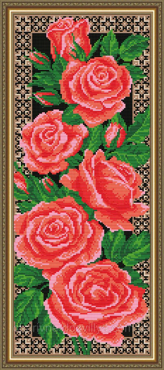 """Набор алмазной вышивки (мозаики) """"Розы"""""""